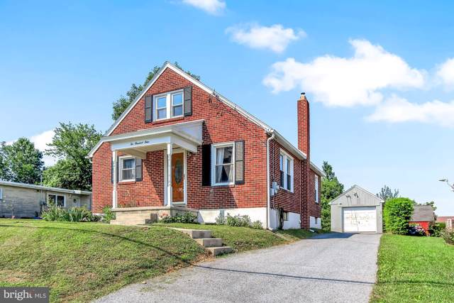 204 S Park Street, DALLASTOWN, PA 17313 (#PAYK121468) :: The Joy Daniels Real Estate Group