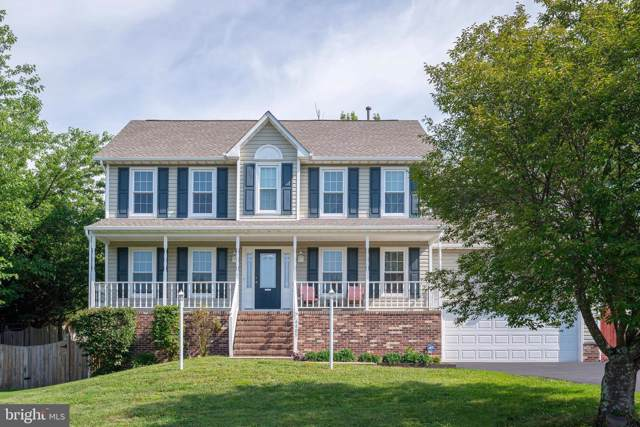 6405 Basil Court, FREDERICKSBURG, VA 22407 (#VASP214560) :: The Sky Group