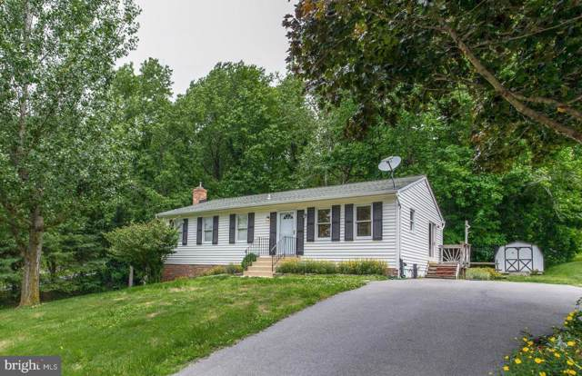2848 Braeburn Lane, CHESAPEAKE BEACH, MD 20732 (#MDCA171132) :: The Maryland Group of Long & Foster Real Estate