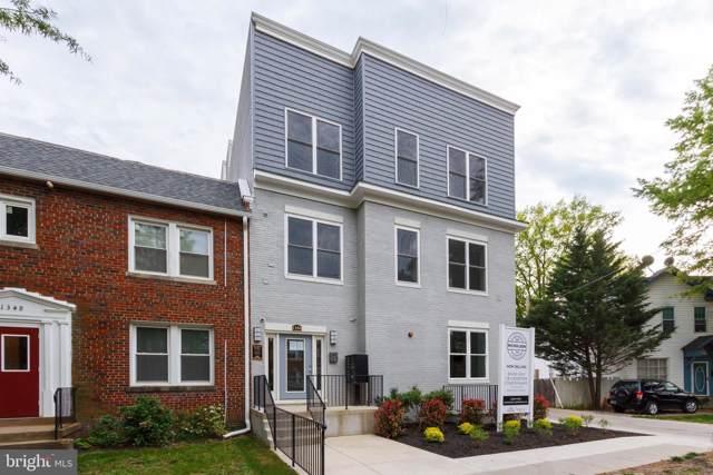 1350 Nicholson Street NW #1, WASHINGTON, DC 20011 (#DCDC435694) :: LoCoMusings