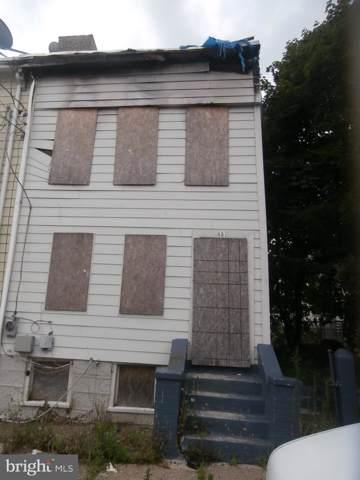 451 N Montgomery Street, TRENTON, NJ 08618 (#NJME282794) :: Dougherty Group