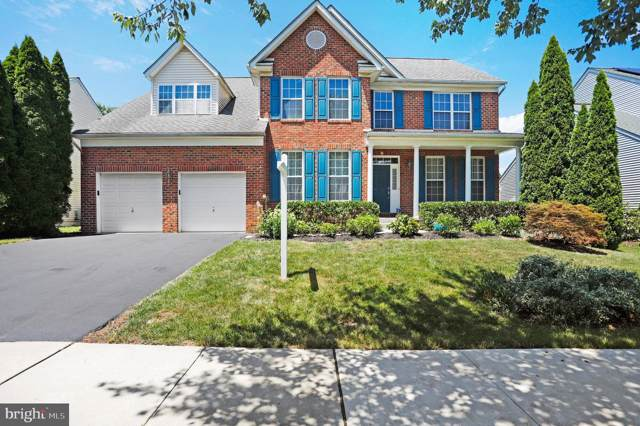 9016 Harris Street, FREDERICK, MD 21704 (#MDFR250430) :: Pearson Smith Realty