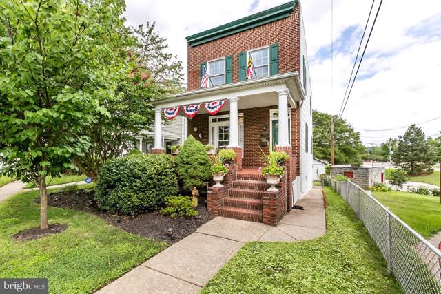1310 W Old Cold Spring Lane, BALTIMORE, MD 21209 (#MDBA477242) :: ExecuHome Realty