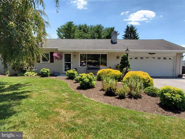 2321 Belair Drive, DOVER, PA 17315 (#PAYK121478) :: The Joy Daniels Real Estate Group