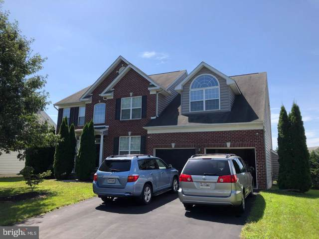 18255 Misty Acres Drive, HAGERSTOWN, MD 21740 (#MDWA166584) :: RE/MAX Plus