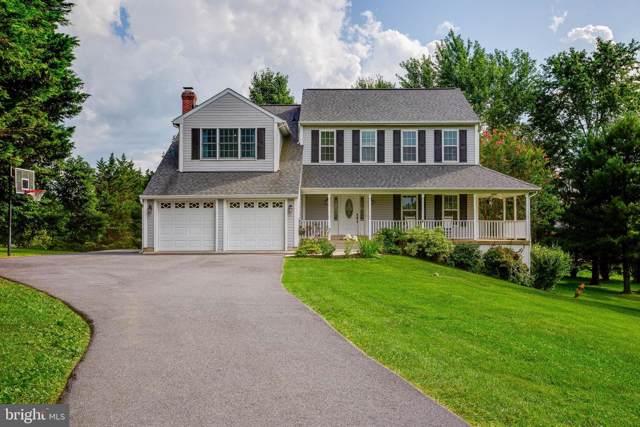12217 Timber Run Court, MONROVIA, MD 21770 (#MDFR250436) :: Jim Bass Group of Real Estate Teams, LLC
