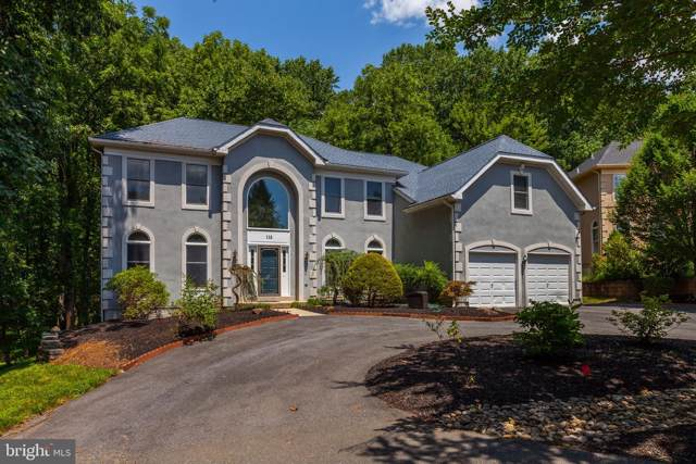 116 Fox Trail Terrace, GAITHERSBURG, MD 20878 (#MDMC670606) :: The Maryland Group of Long & Foster Real Estate