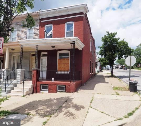 2148 Hollins Street, BALTIMORE, MD 21223 (#MDBA477278) :: Browning Homes Group