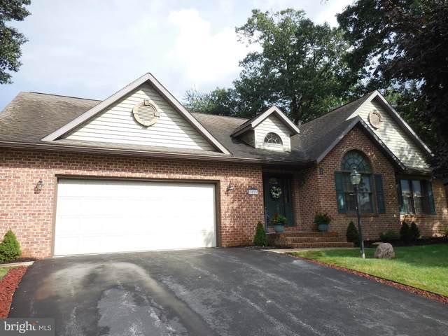 7033 Fairway Oaks, FAYETTEVILLE, PA 17222 (#PAFL167164) :: Teampete Realty Services, Inc