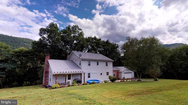 6198 N Fork Highway, CABINS, WV 26855 (#WVGT102928) :: Gail Nyman Group