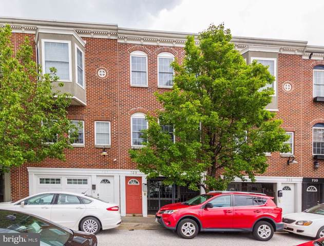 729 S Streeper Street, BALTIMORE, MD 21224 (#MDBA477286) :: ExecuHome Realty