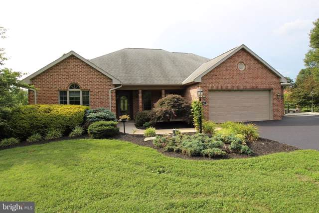 135 Fruitlyn Drive, DALLASTOWN, PA 17313 (#PAYK121500) :: Keller Williams of Central PA East