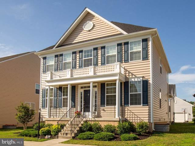 197 Chadwick Drive, CHARLES TOWN, WV 25414 (#WVJF135886) :: The MD Home Team
