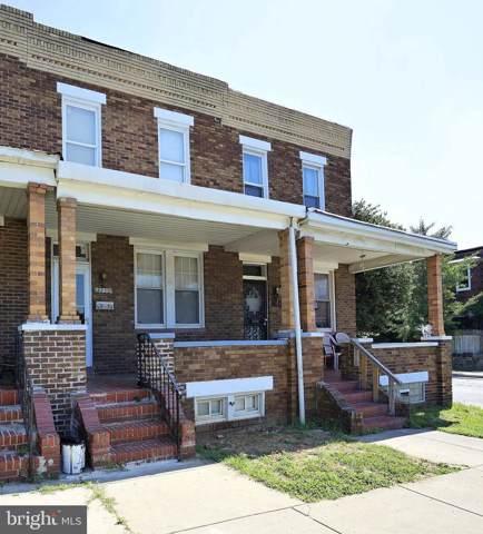 3238 Kenyon Avenue, BALTIMORE, MD 21213 (#MDBA477304) :: Stevenson Residential Group of Keller Williams Legacy Central