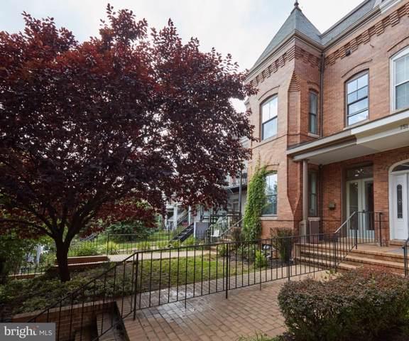 753 Fairmont Street NW #1, WASHINGTON, DC 20001 (#DCDC435758) :: The Bob & Ronna Group