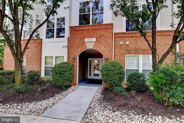 1515 N Point Drive #202, RESTON, VA 20194 (#VAFX1078616) :: Colgan Real Estate