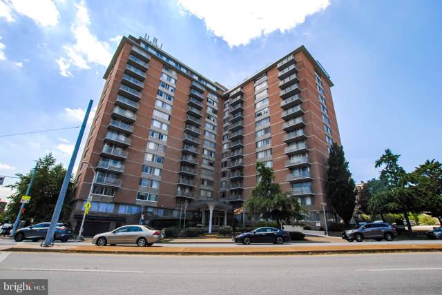 1 E University Parkway #1502, BALTIMORE, MD 21218 (#MDBA477312) :: ExecuHome Realty