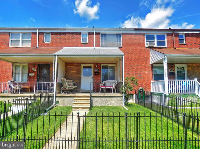 1038 Foxwood Lane, BALTIMORE, MD 21221 (#MDBC466018) :: The Dailey Group