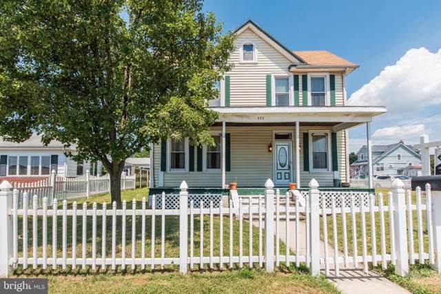 422 Dorsey Avenue, BALTIMORE, MD 21221 (#MDBC466022) :: Jennifer Mack Properties