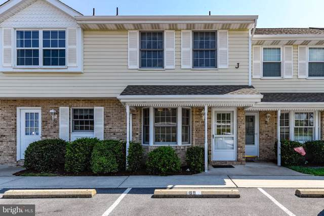 12626 W Sunset Ave 69 J, OCEAN CITY, MD 21842 (#MDWO107854) :: ExecuHome Realty