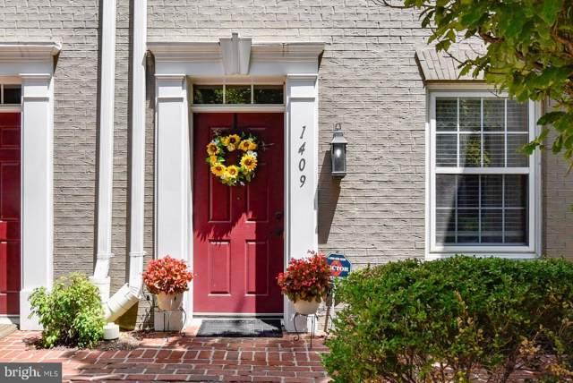 1409 Roundhouse Lane, ALEXANDRIA, VA 22314 (#VAAX238016) :: Browning Homes Group