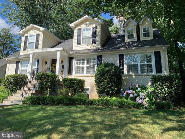 9303 Adelaide Drive, BETHESDA, MD 20817 (#MDMC670666) :: Keller Williams Pat Hiban Real Estate Group
