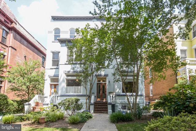 2011 Kalorama Road NW #1, WASHINGTON, DC 20009 (#DCDC435792) :: Crossman & Co. Real Estate