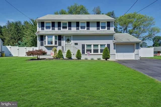 7 Mallory Way, HAMILTON, NJ 08610 (#NJME282880) :: Daunno Realty Services, LLC