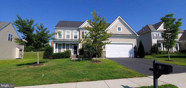 1112 Oakmont Court, CULPEPER, VA 22701 (#VACU139088) :: RE/MAX Cornerstone Realty