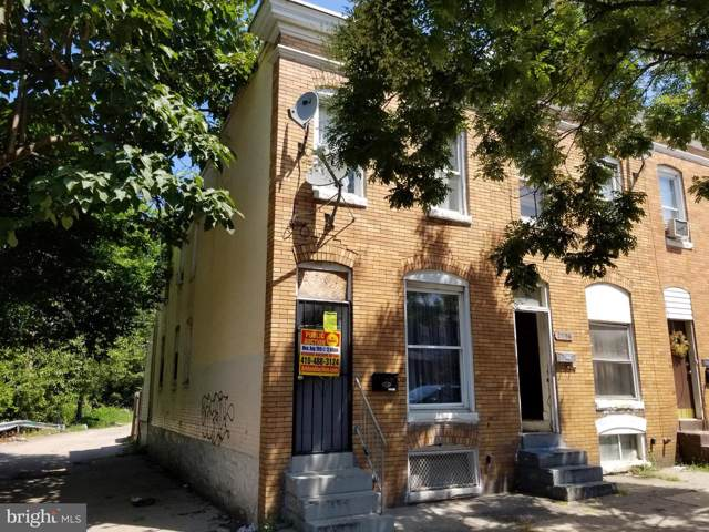 2760 Wilkens Avenue, BALTIMORE, MD 21223 (#MDBA477370) :: Homes to Heart Group