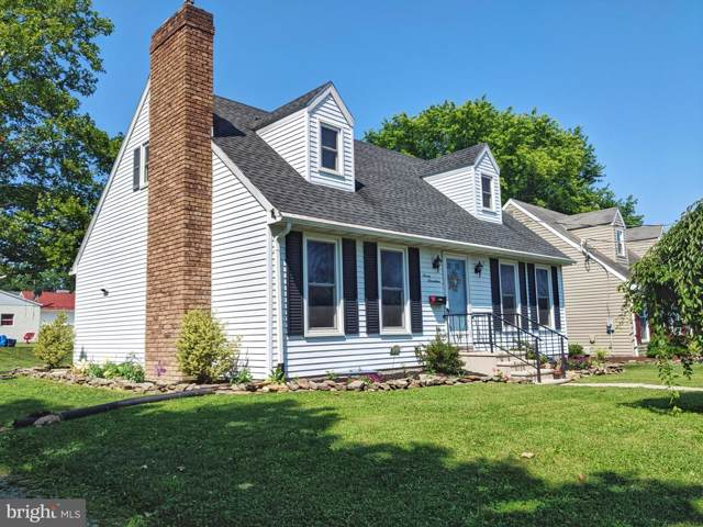 717 Mcallister Street, HANOVER, PA 17331 (#PAYK121542) :: The Heather Neidlinger Team With Berkshire Hathaway HomeServices Homesale Realty