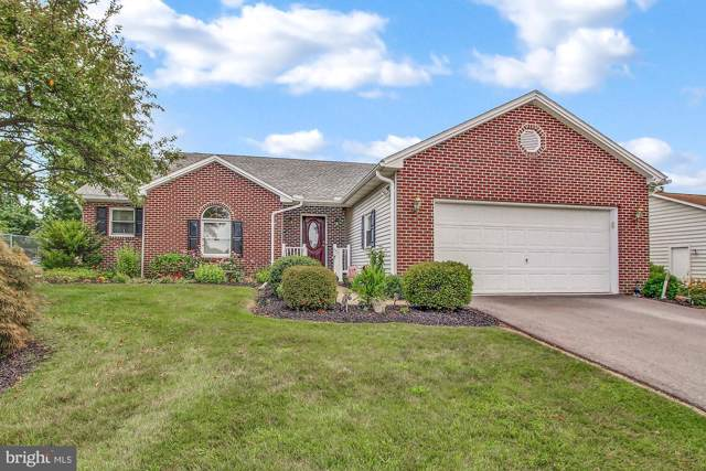 3650 Rock Creek Dr, DOVER, PA 17315 (#PAYK121544) :: Bob Lucido Team of Keller Williams Integrity