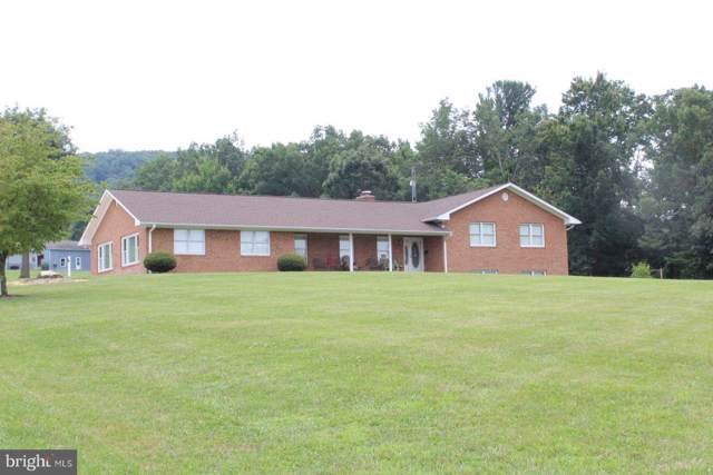 419 Peach Orchard Road, LURAY, VA 22835 (#VAPA104608) :: RE/MAX Cornerstone Realty