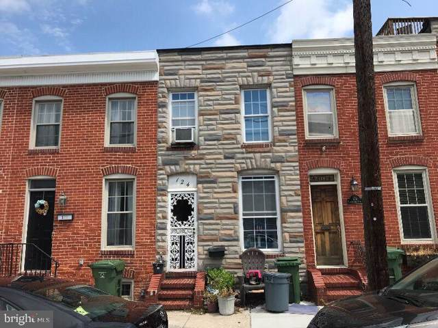 124 E Randall Street, BALTIMORE, MD 21230 (#MDBA477388) :: The Piano Home Group