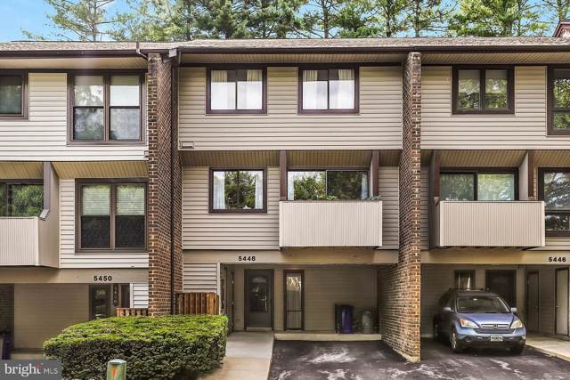 5448 Ring Dove Lane D-3-06, COLUMBIA, MD 21044 (#MDHW267668) :: The Speicher Group of Long & Foster Real Estate