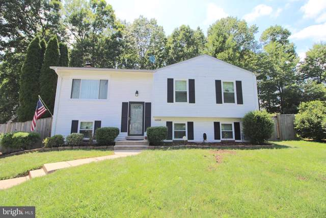 14358 Shaw Court, WOODBRIDGE, VA 22193 (#VAPW474464) :: Network Realty Group