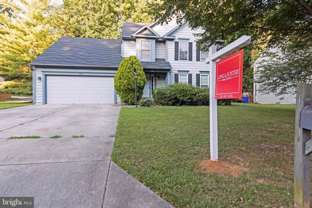 7603 Quicksilver Court, BOWIE, MD 20720 (#MDPG537010) :: The Licata Group/Keller Williams Realty