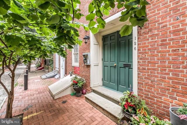 126 Cuthbert Street #5, PHILADELPHIA, PA 19106 (#PAPH817980) :: Keller Williams Realty - Matt Fetick Team
