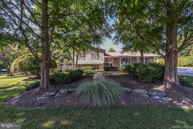11592 Nor-Ray Cir, IJAMSVILLE, MD 21754 (#MDFR250500) :: Bob Lucido Team of Keller Williams Integrity