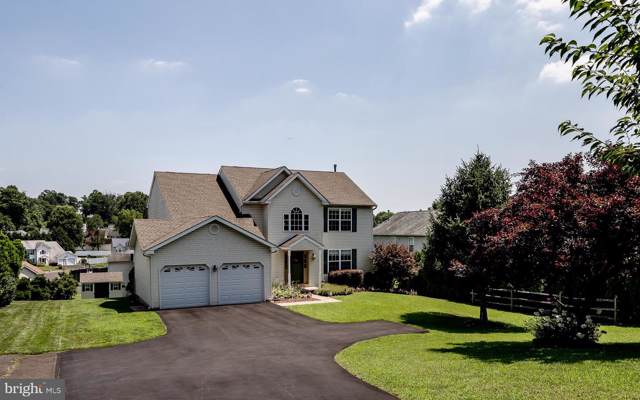 3845 Brownsville Road, FEASTERVILLE TREVOSE, PA 19053 (#PABU475374) :: Jason Freeby Group at Keller Williams Real Estate