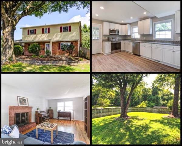 819 Norwood Lane, WOODBRIDGE, VA 22191 (#VAPW474476) :: ExecuHome Realty