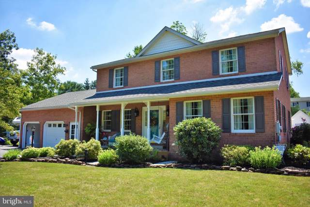 502 W Main Street, THURMONT, MD 21788 (#MDFR250506) :: Pearson Smith Realty