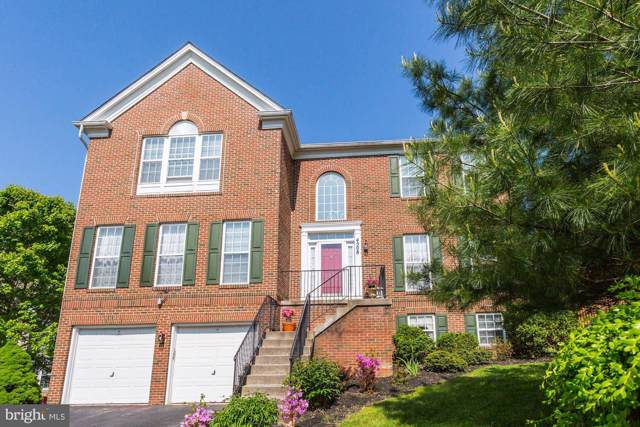 4508 Red Leaf Court, ELLICOTT CITY, MD 21043 (#MDHW267686) :: The Speicher Group of Long & Foster Real Estate