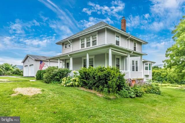 16512 Sabillasville Road, SABILLASVILLE, MD 21780 (#MDFR250508) :: Dart Homes