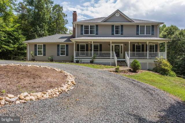 6343 Gibraltar Lane, RIXEYVILLE, VA 22737 (#VACU139092) :: Pearson Smith Realty