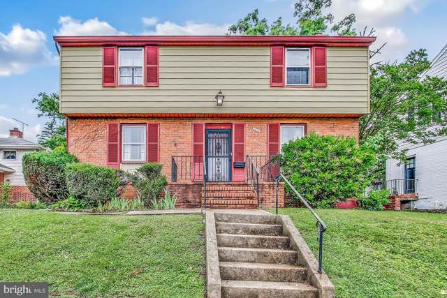 1010 Argonne Drive, BALTIMORE, MD 21218 (#MDBA477424) :: Browning Homes Group