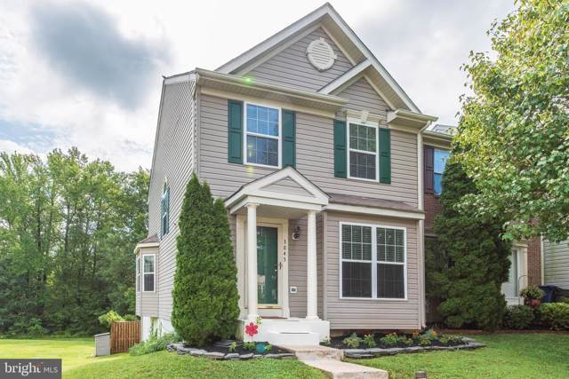 3845 Copper Beech Drive, ABINGDON, MD 21009 (#MDHR236362) :: Browning Homes Group