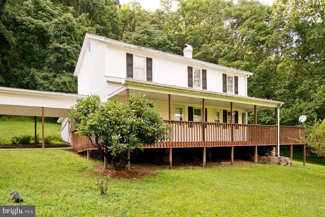 9770 Capon River Road, YELLOW SPRING, WV 26865 (#WVHS112938) :: AJ Team Realty