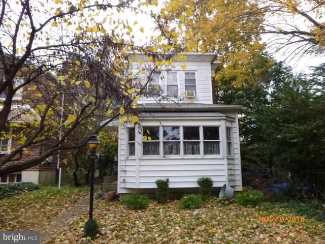 5731 Knox Street, PHILADELPHIA, PA 19144 (#PAPH818044) :: Keller Williams Realty - Matt Fetick Team
