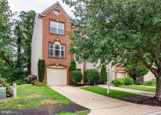 127 Emory Woods Court, GAITHERSBURG, MD 20877 (#MDMC670860) :: The Licata Group/Keller Williams Realty